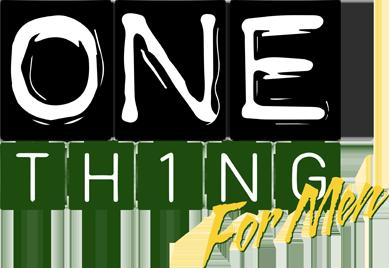 ONETHINGmen_Logo